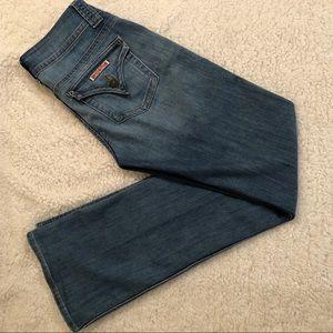 Hudson Jeans  Signature Mid Rise Boot Cut